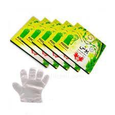 دستکش یک بار مصرف