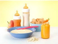 مواد غذایی کودک