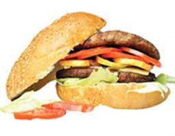همبرگر و کباب لقمه
