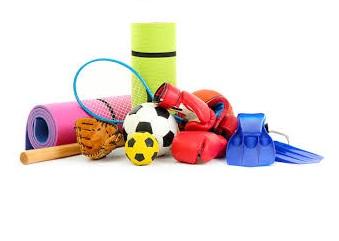 لوازم ورزشی و تفریحی