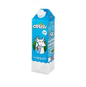شیر مدت دار پر چرب