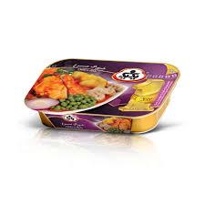 غذای آماده مصرف