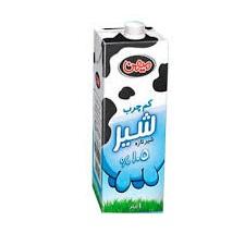 شیر تازه کم چرب