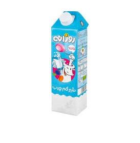 شیر مدت دار کم چرب