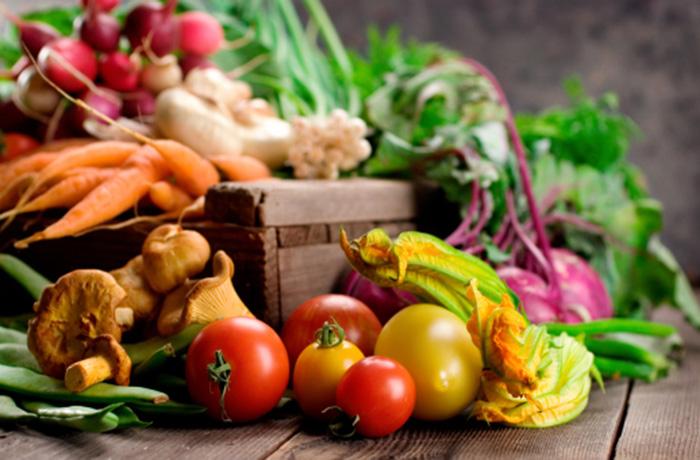 محصولات کشاورزی طبیعی
